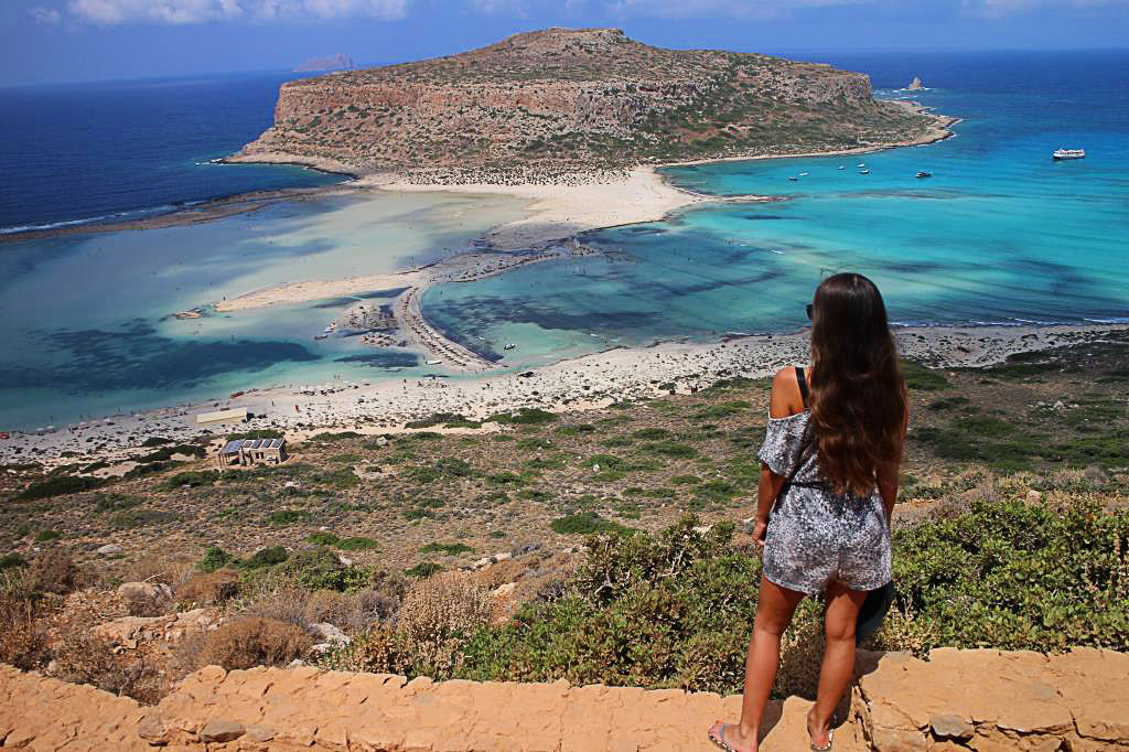 The Cruise of Balos Lagoon and Gramvousa Island