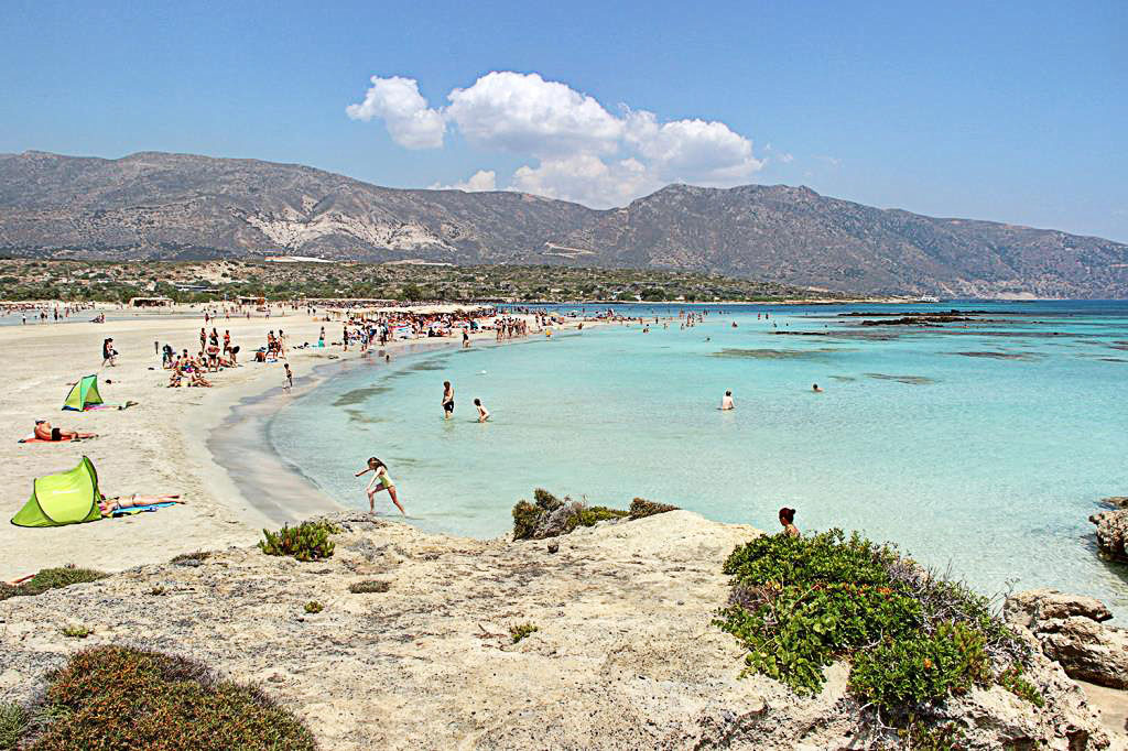 The Exotic Tour of Elafonisi Beach