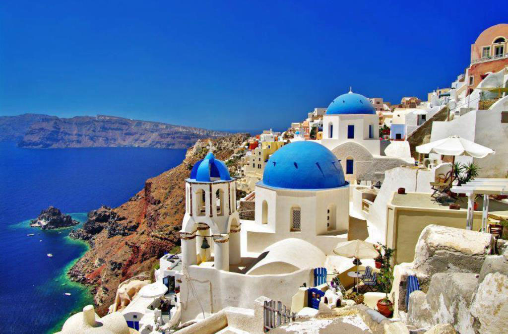 One Day Trip To Santorini Island