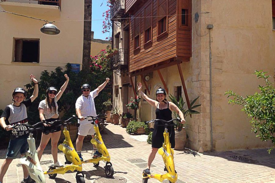 Art and the City – Trikke Tour