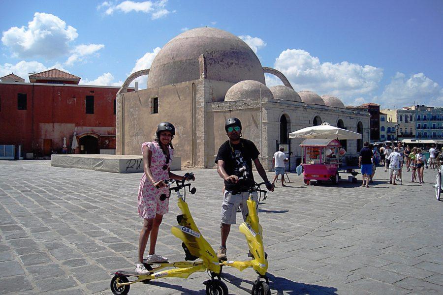 Trikke City Tour – A Journey Through The Centuries