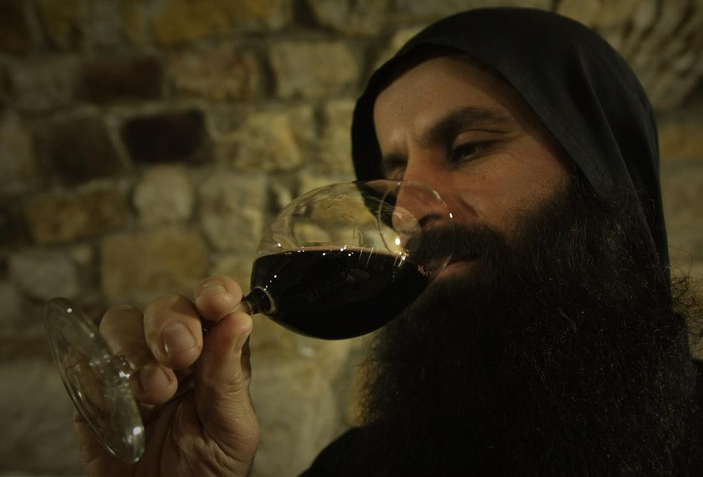 The Holy Wine